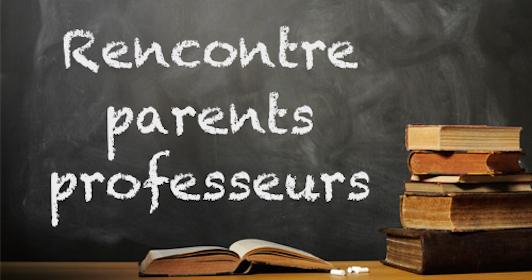 Réunion Parents Professeur